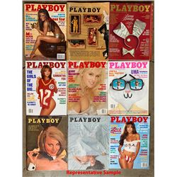 Playboy Magazine Collection  (119029)