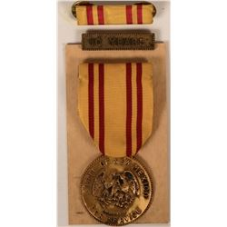 New Mexico National Guard Service Medal, 10-Year  (116182)