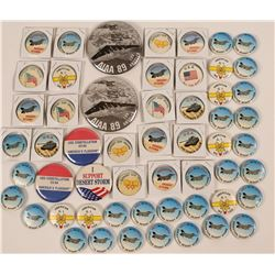 Operation Desert Storm Pinback Collection  (118885)