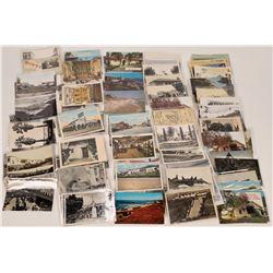 California Postcard Collection ~134  (126823)