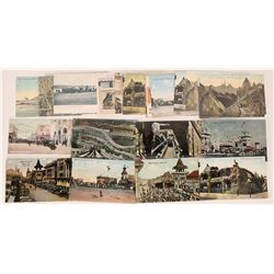 Venice Calif. Post Cards,  (125537)