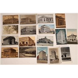 Banks California RPC and Litho Postcards (17)  (125728)