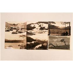 Rocky Mountain National Park Postcards (6)  (118514)