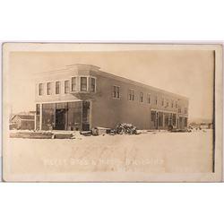 Meyer Bros Building Photo Postcard  (117810)