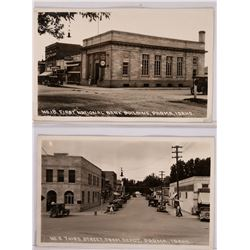 Parma Street and Building Photo Postcards   (117928)