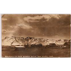 RPC, Soda Springs, Idaho - Great Card!  (119563)
