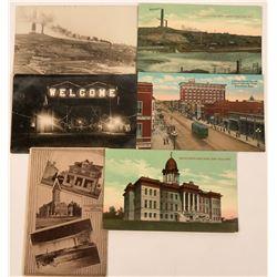 Great Falls  Postcards (6)  (118487)