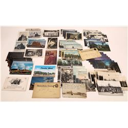 Carson City Postcard Collection  (125457)