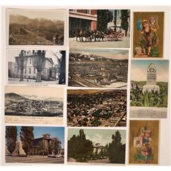 Carson City, Nevada Postcards  (120954)