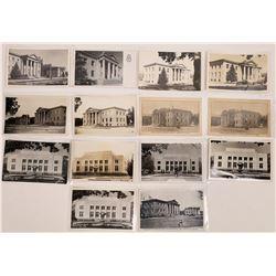 "Nevada ""Public Buildings Complex"" Postcard Group  (125458)"
