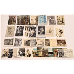 Paiute & Washoe Postcard Collection  (125462)