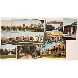 Reno-UNR Post Cards  (125532)