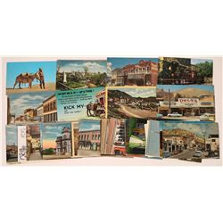 Virginia City Post Cards  (125521)