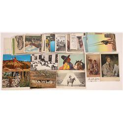 Vintage Nevada American Indian Postcards  (126460)