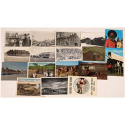 Nevada Small Town Post Cards  (125525)