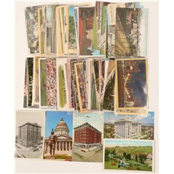 Salt Lake City, UT Postcard Collection  (102395)