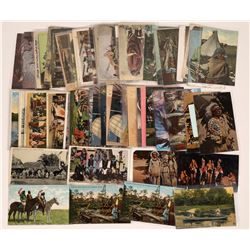American Indian Postcard Collection  (126457)