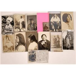 American Indian Women RPC's  (126459)