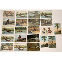 Black History - Alligator Humor Theme PCs  (127101)