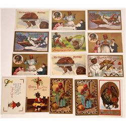 Black History - Thanksgiving Vintage PCs  (127098)