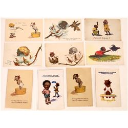 Black History- Children Sketch Art PCs  (127095)