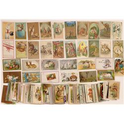Easter Postcards  (126689)