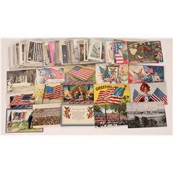 U.S. Patriotic Postcard Collection  (126572)