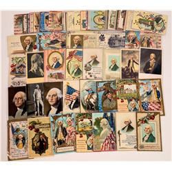 George Washington Postcard Collection  (125964)