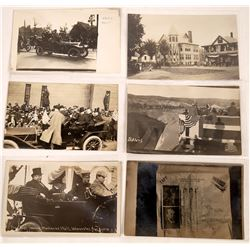 Taft in Cars Postcards (6)  (120325)