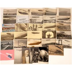 Graf  Zeppelin Post Cards  (125277)
