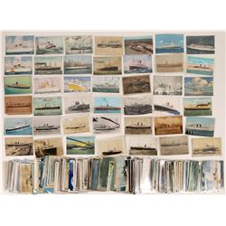 Postcards of International Cruise Ship Vessels  (125609)