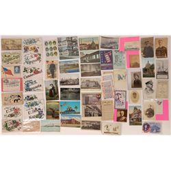 US Navy & Marines Postcards and Ephemera ~ 60  (126813)