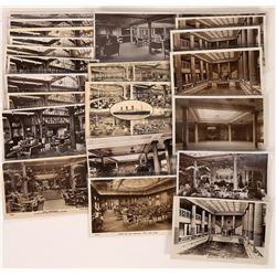 RMS Berengaria RPC's & Cards  (126522)