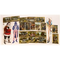 Pioneer Postcards Assembled Sets (5)  (127316)