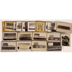 Postcards of Coffins  (125611)
