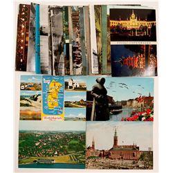 Denmark Postcards  (105220)