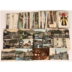 Postcard Collection: France, Germany and Monte Carlo  (125490)