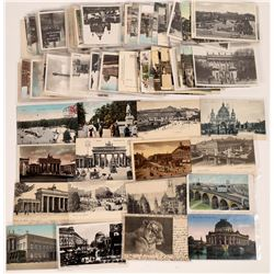 Postcards from Berlin, Germany  (125607)