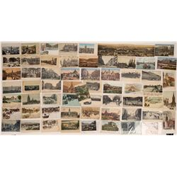 Germany RPCs Pioneer Postcards Towns & Great Views (58)  (125749)