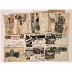 Pioneer Postcards  (125491)