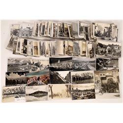 Mexico Historical Real Photo Postcard Collection  (126570)