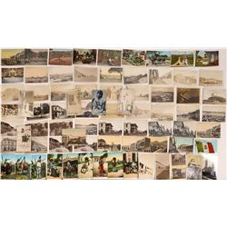 Old Mexico Postcards ~70  (125865)