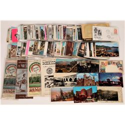 Tour of Mexico Postcard, Photograph, and Ephemera Collection  (126579)