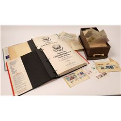 American Stamp Collection - Large collection  (122311)