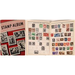 The Adventurer Stamp Book  (123490)