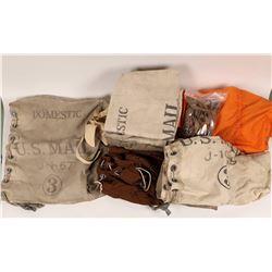 US Mail Bags - Canvas and Nylon, et al.  (126194)