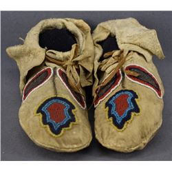 PRAIRIE INDIAN MOCCASINS