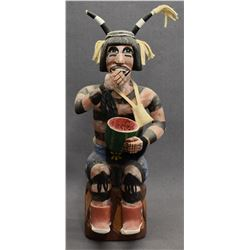 HOPI INDIAN KACHINA (REGINA NAHA)