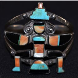NAVAJO INDIAN BRACELET (LITTLE JIM JOE)