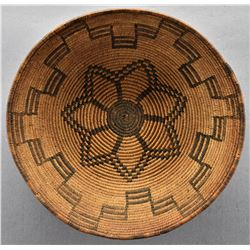 APACHE INDIAN BASKETRY BOWL